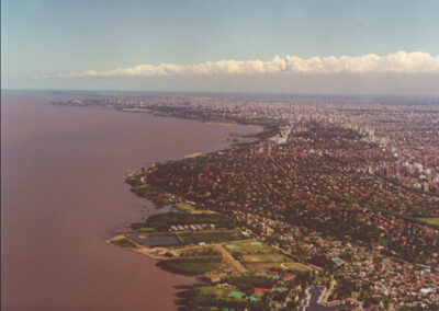 Plan maestro del borde costero de la Ciudad de Buenos Aires