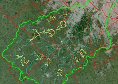 Control de inundaciones cuenca matanza riachuelo