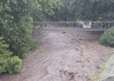 Sistema de alerta temprana de inundaciones